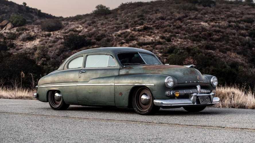 Les ateliers Icon dévoilent un Mercury Coupé 1949 doté d'un moteur électrique Tesla