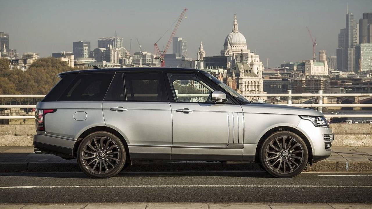 10.- Range Rover SV Autobiography - 565 CV