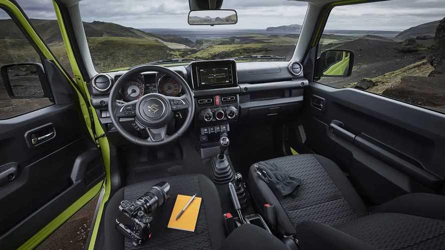 Suzuki Jimny first drive