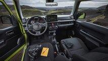 Suzuki Jimny: Primeiras impressões