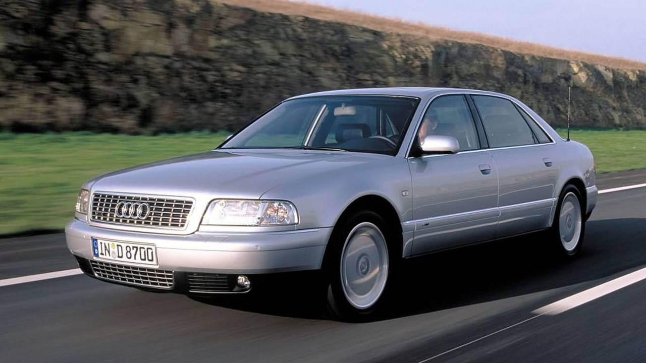 Audi A8 L 6.0 quattro (1999)