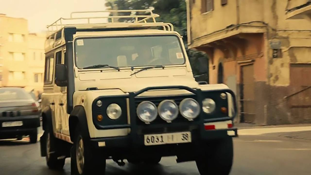 1990 Land-Rover Defender 110 Station Wagon