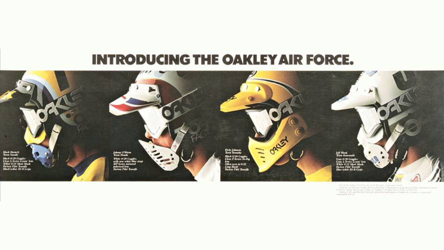 Video: the Oakley story