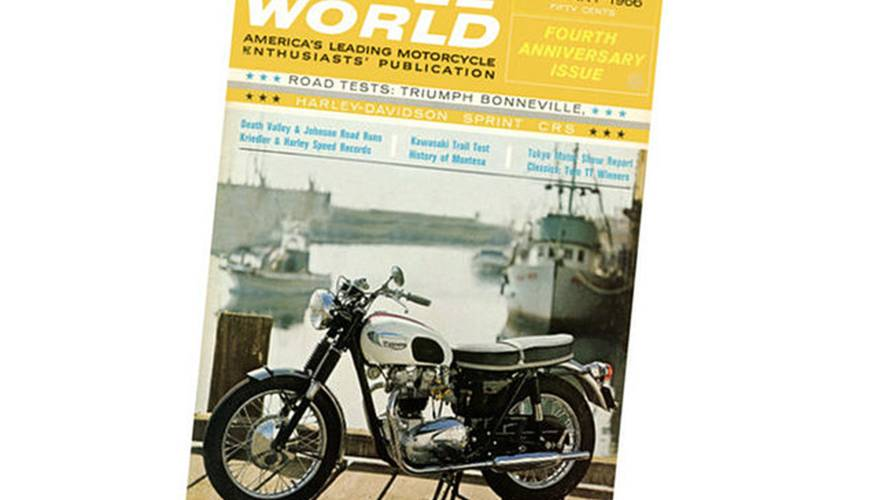 Cycle World sold to Hearst