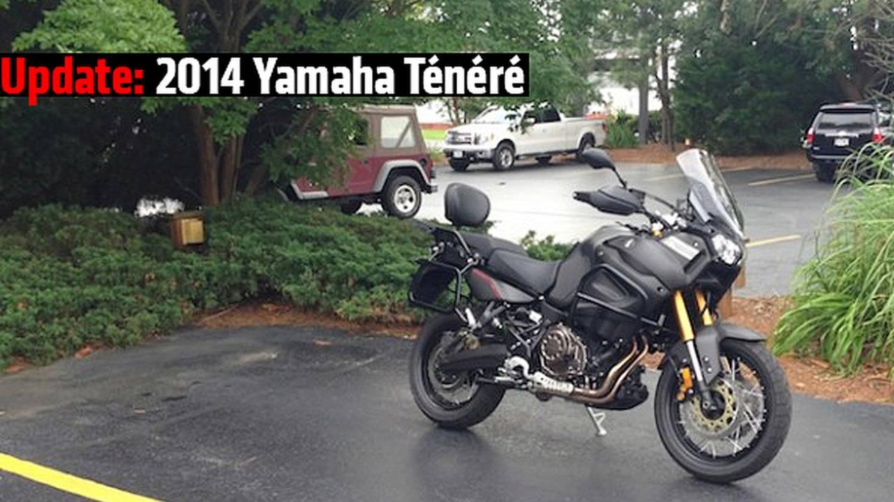 2014 Yamaha Ténéré Update