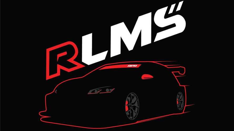 APR VW Golf R RLMS teaser