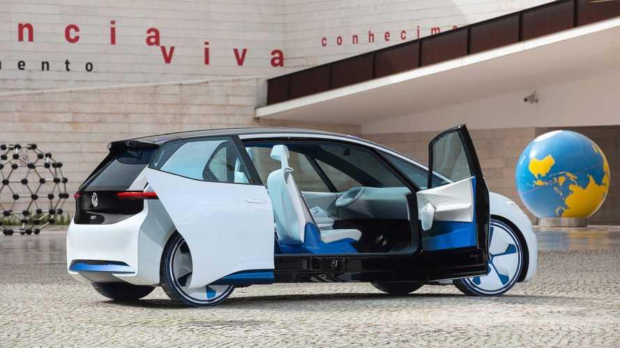 Volkswagen apresenta seu futuro elétrico com a plataforma MEB