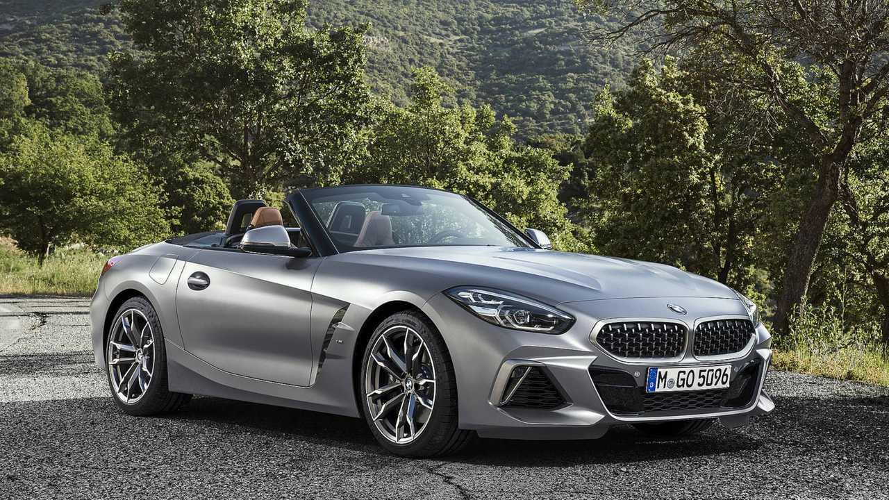 BMW Z4 M40i 2019
