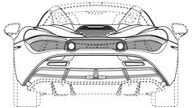 McLaren 720 Spider Design Trademark