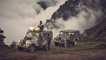 Land Rover of Land Rovers Himalayas