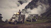 Land Rover: viaje al Himalaya