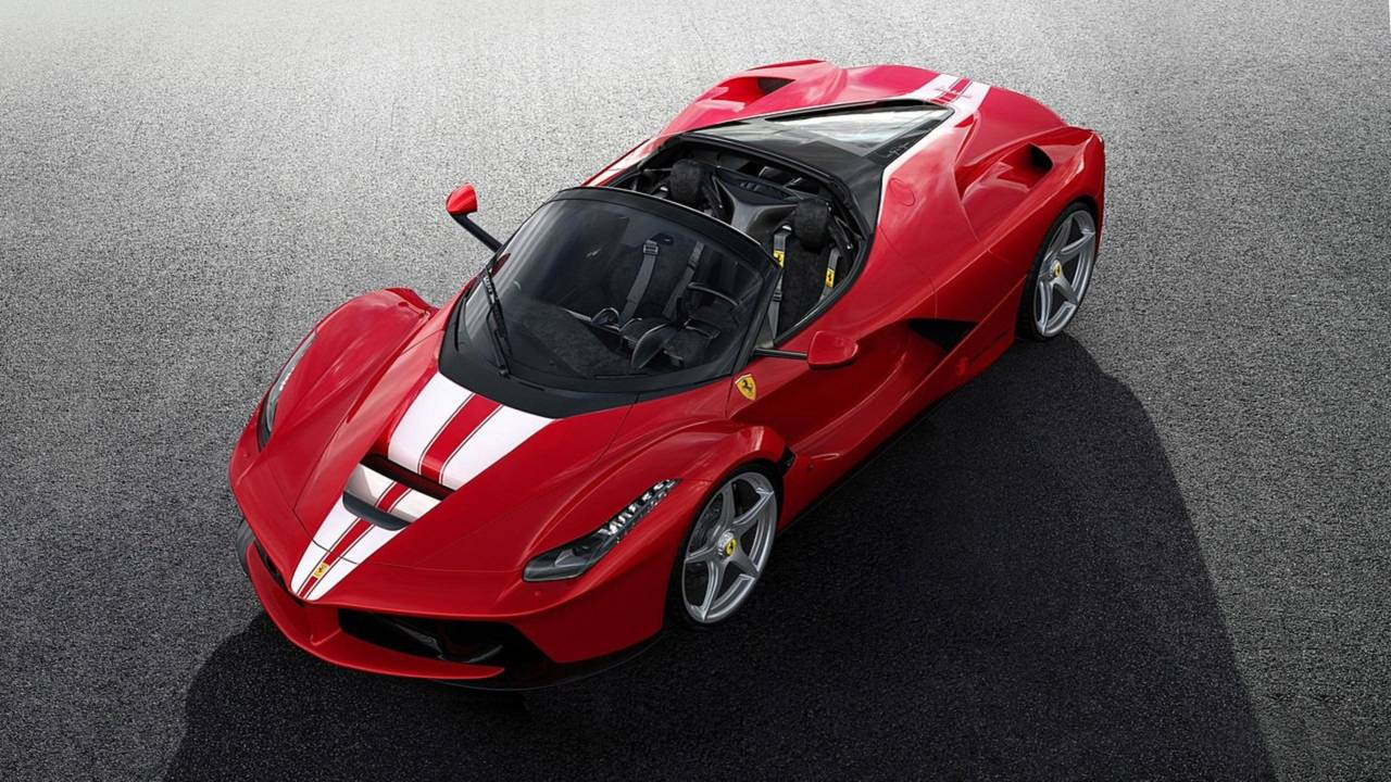 Ferrari LaFerrari - 2.725.000 euros