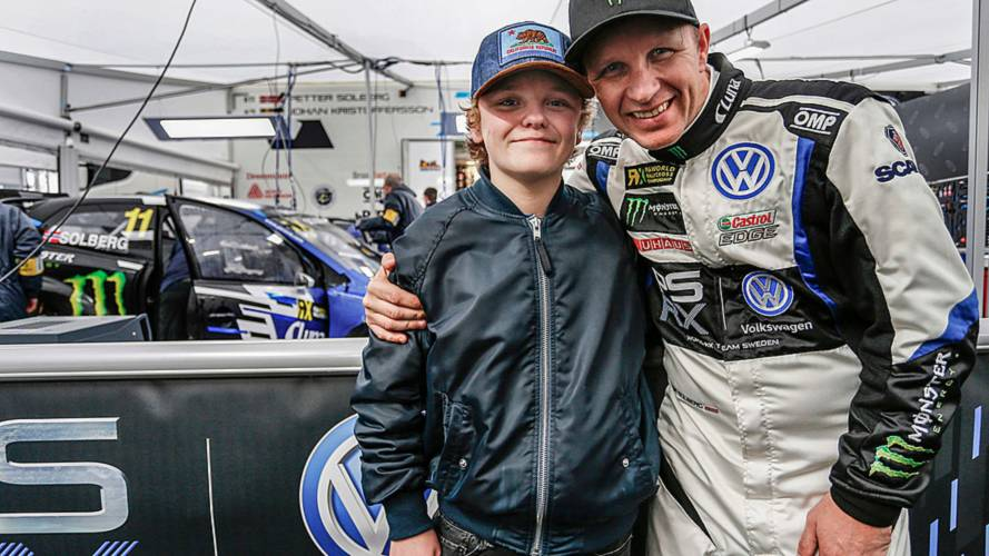 Sixteen Year Old Set For World Rallycross Debut