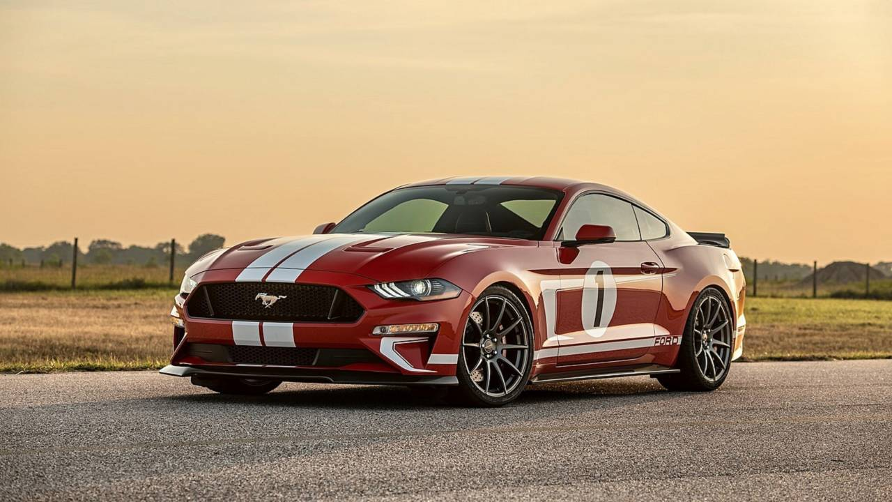 Hennessey Mustang GT Heritage Edition
