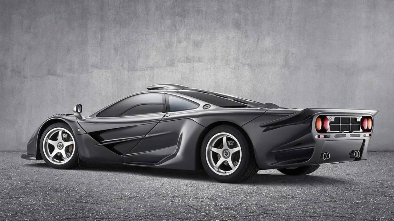 McLaren F1 GT1 Longtail