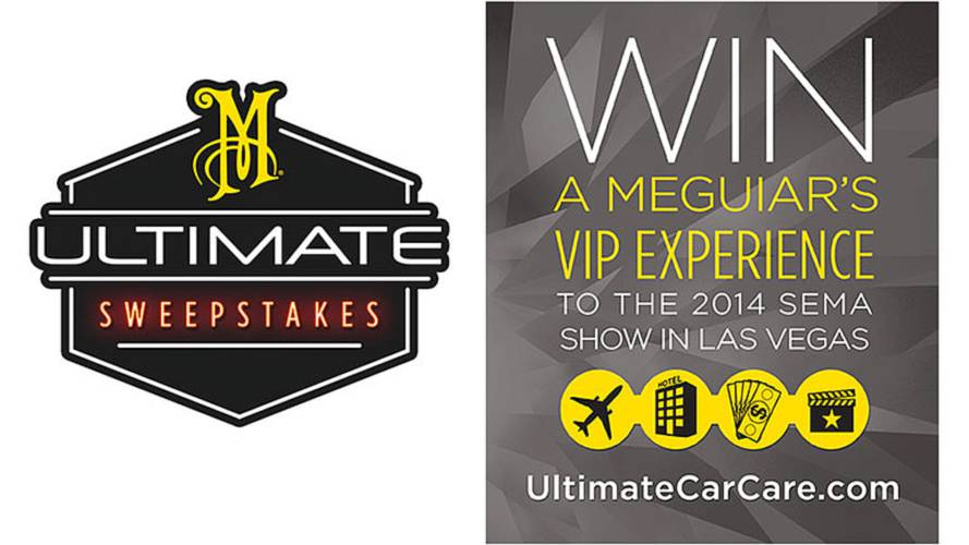 Meguiar's Ultimate Sweepstakes