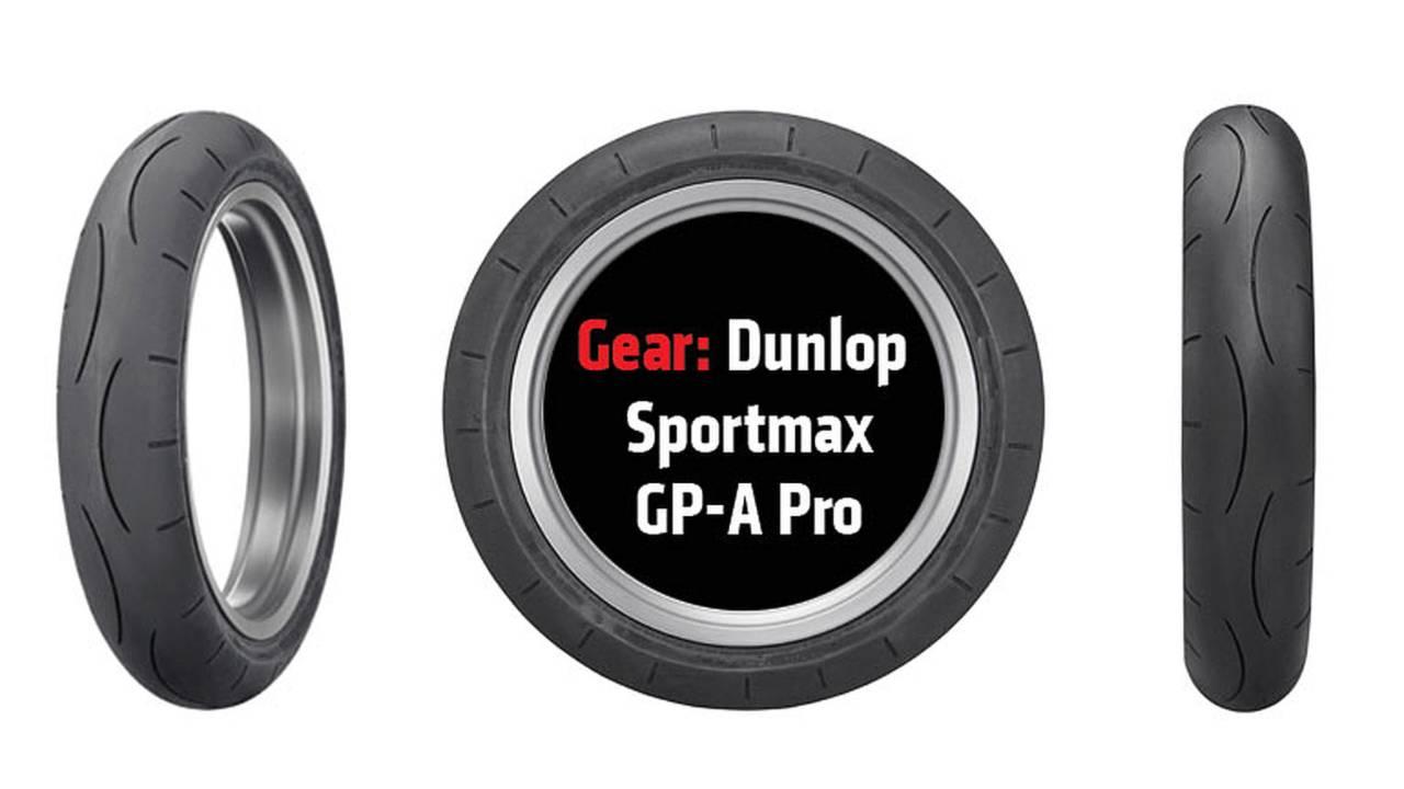 News: Dunlop Sportmax GP-A Pro