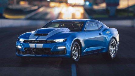 Chevrolet COPO'nun doğum gününü iki Camaro'yla kutladı