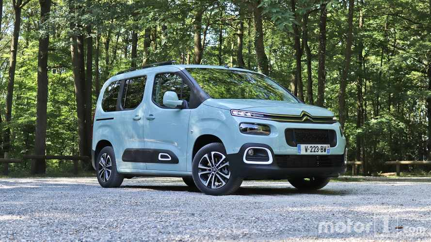 Essai Citroën Berlingo 2018