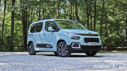 Essai Citroën Berlingo (2018) - Le ludospace des familles