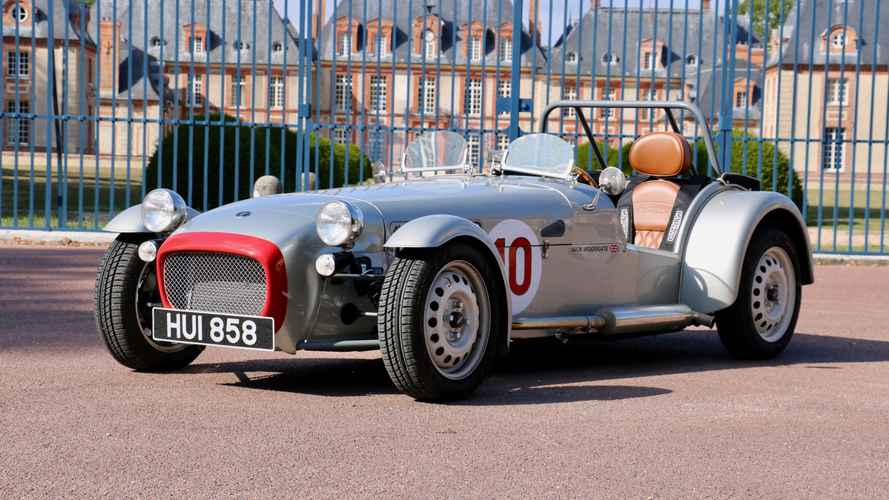Essai Caterham Seven SuperSprint - Des sensations pures
