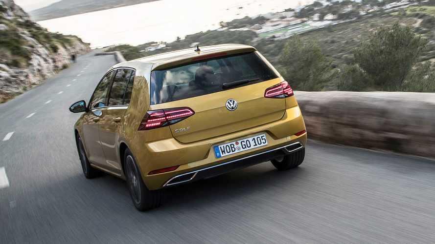 Auto più vendute d'Europa, Golf fuori dalla Top 10