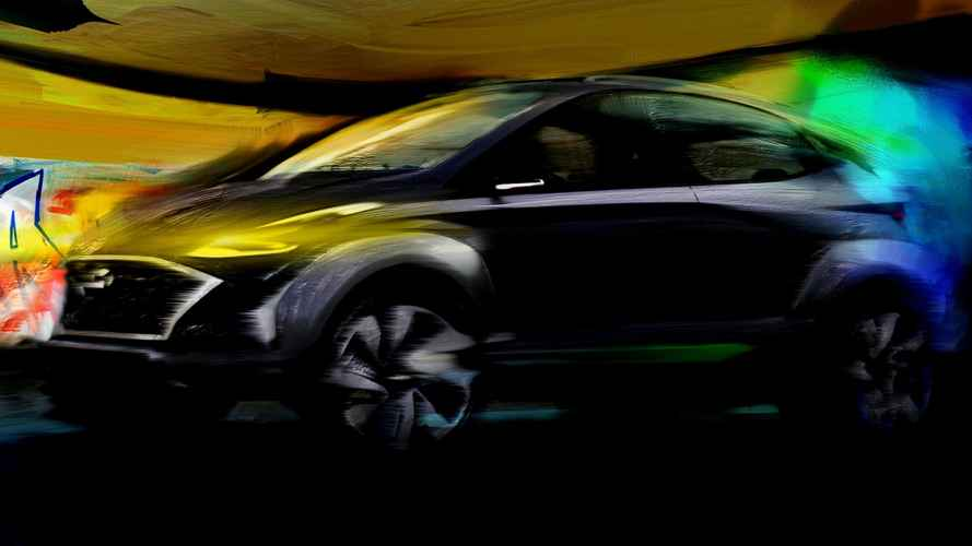 Hyundai Saga Concept Teases Upcoming Small Hatch