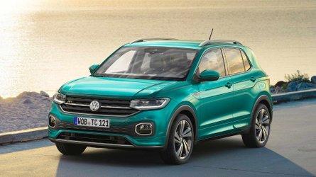 2019 Volkswagen T-Cross nihayet tanıtıldı!