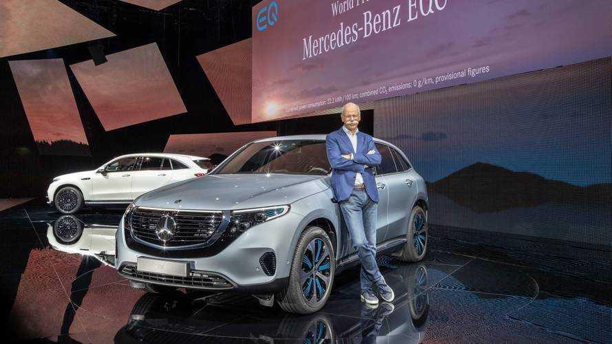 Daimler: Zetsche hört 2019 auf
