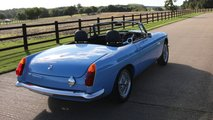 RBW Electric MG Roadster