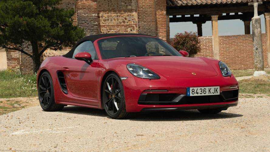 Prueba Porsche 718 Boxster GTS 2019: con la deportividad justa