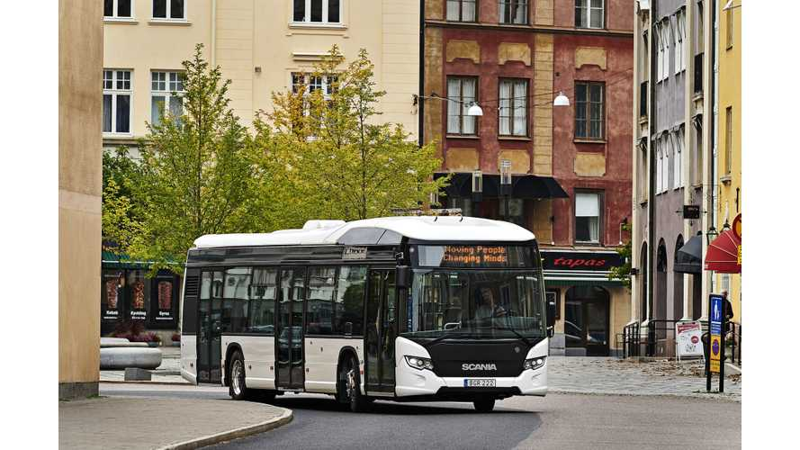 12 Major Cities, With 80 Million Citizens, Agree To Only Buy Electric Buses