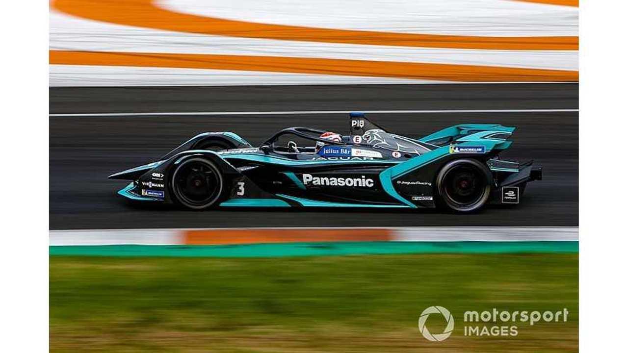 Jaguar Adds 2 New Drivers For Formula E Rookie Tests