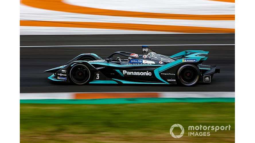 Jaguar Adds 2 New Drivers For Formula E Rookie Tests