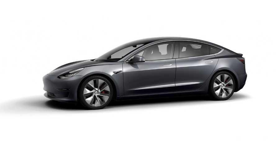Tesla Model 3 Long Range RWD Now Available In China