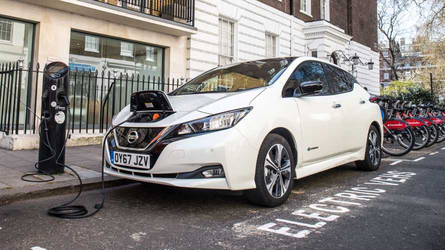Khan pledges to 'transform' London's electric vehicle charging network