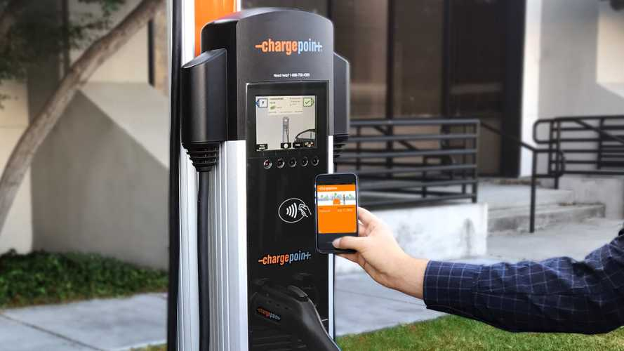 Public EV Charging Is Often Free: Observations From ChargePoint