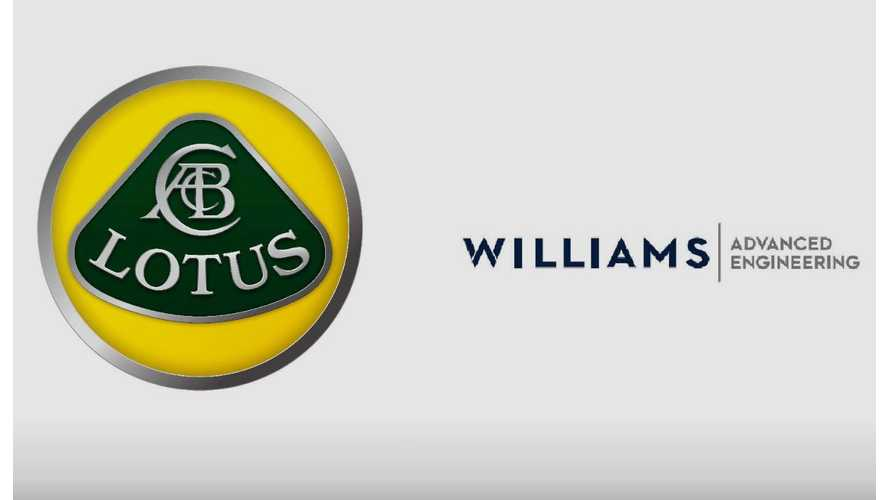 Lotus, Williams Reportedly Working On Plug-In Hybrid Hypercar