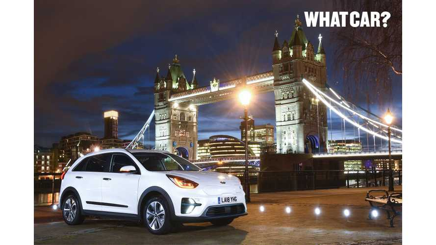 What Car? Names Kia Niro EV 2019 Car of the Year