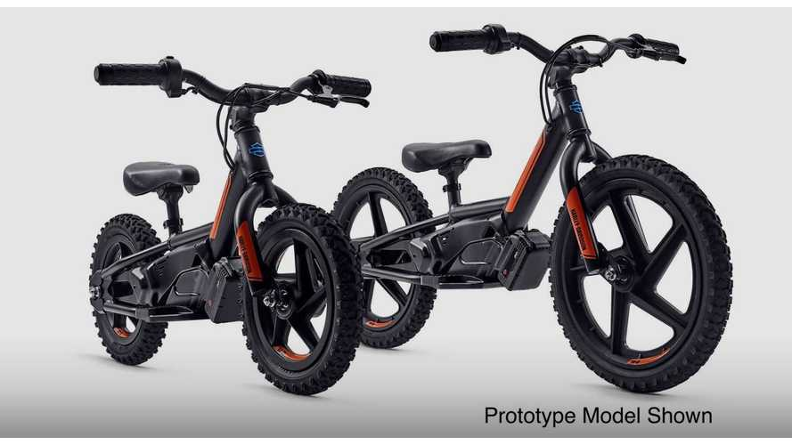 Harley-Davidson Buys StaCyc: Electric Bikes For Toddlers