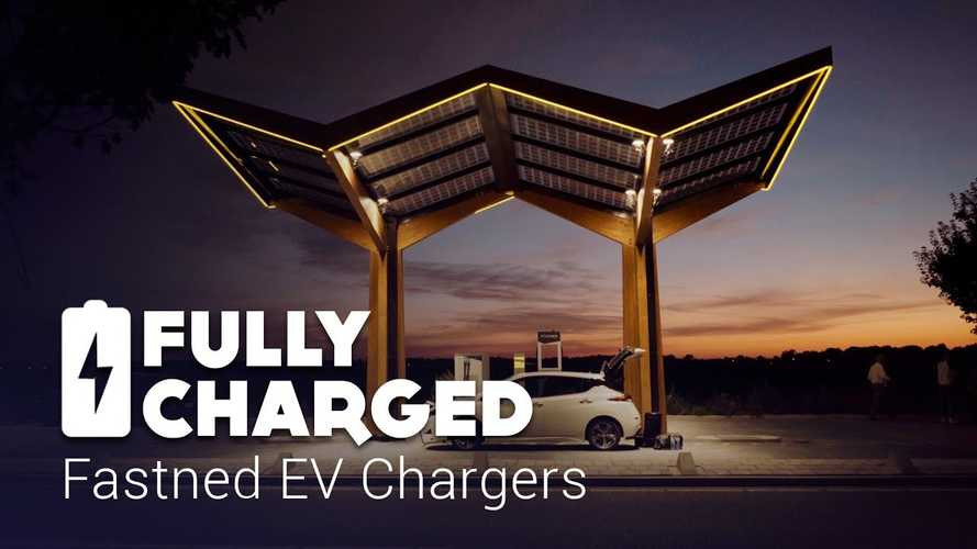 Fastned Fast Charging In The Lens Of Fully Charged: Video