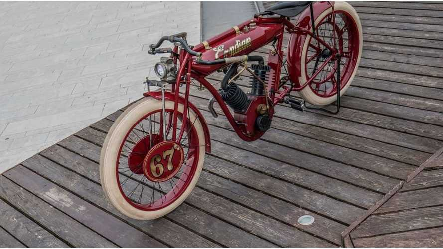 This Flathead Powerplus Electric Motorcycle Might Rile You Up