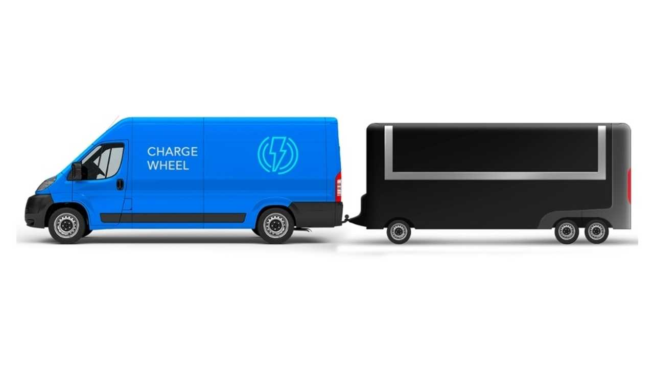 ChargeWheel Announced Deployment Of 100 Energy Trailers In California