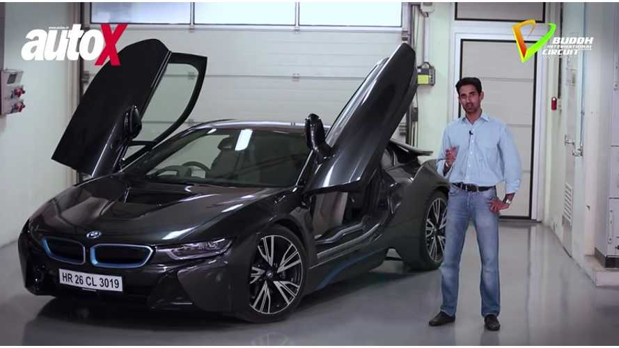 "Is The BMW i8 A ""Proper"" Sports Car?  Heads To The Track To Find Out - Video"