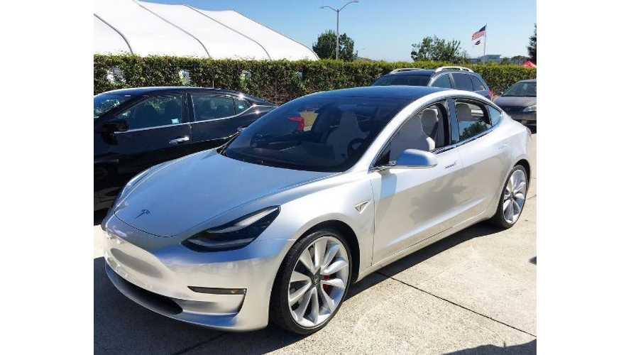 Car & Driver Predicts First Model 3 Deliveries Will Begin In Late 2019