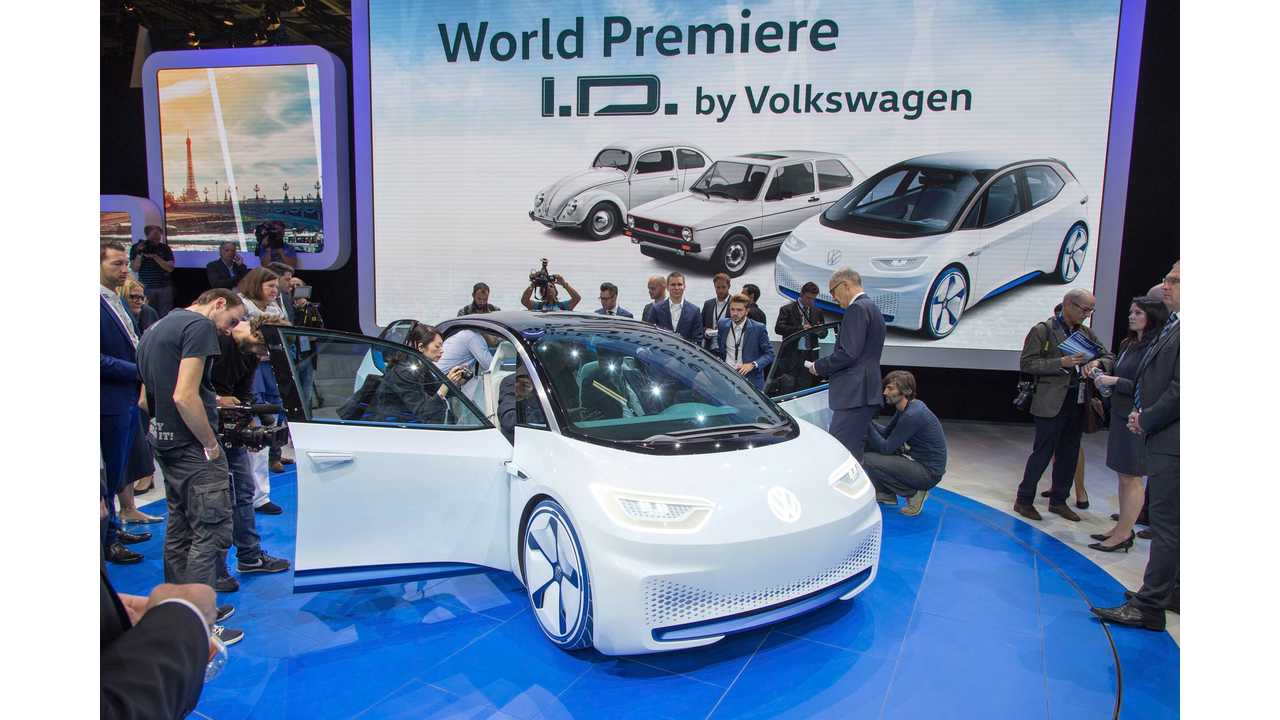 Volkswagen Begins Battery Cell Research, May Opt For Proprietary Mass Production