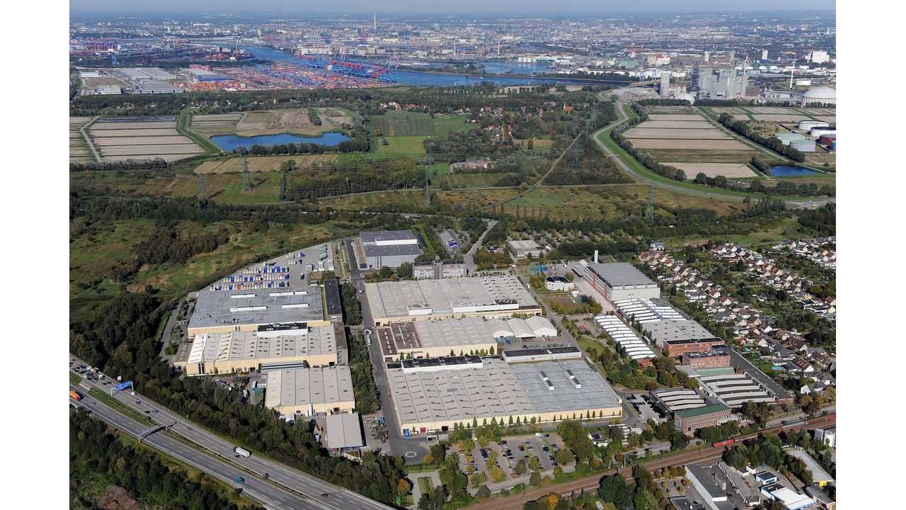 Daimler Investing €500M Into Mercedes-Benz Plant For Hightech Production For E-Mobility