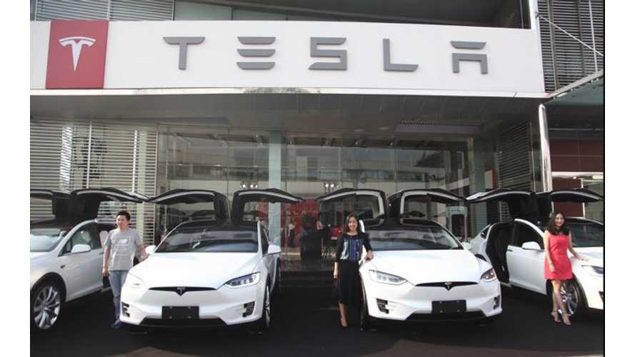Grey Market Tesla Model X Fetches $240,000 in China