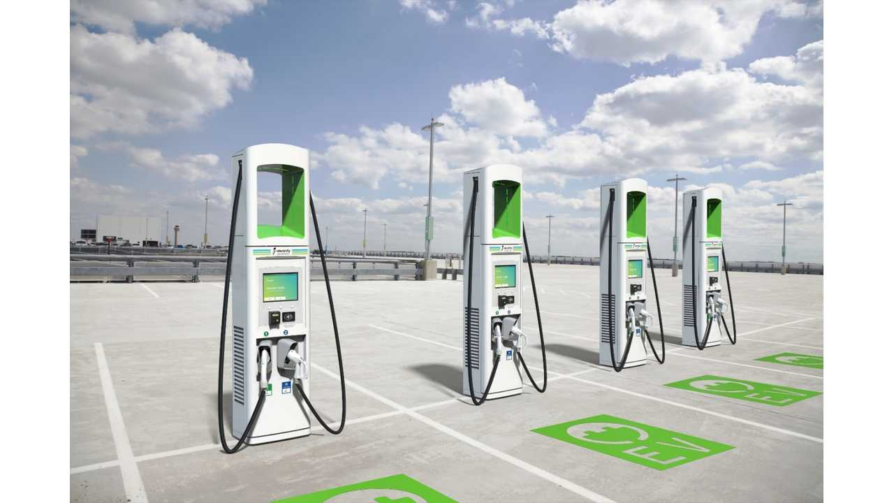 Electrify America To Install U.S.' First Ultra-High-Speed Charging Station