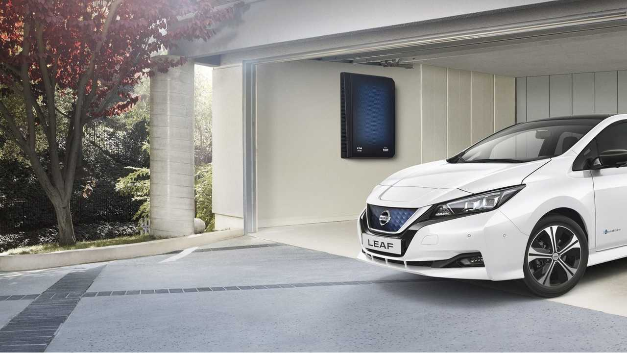 xStorage By Nissan Offers Rebuilt LEAF Batteries For Home Power